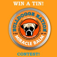 GIVEAWAY! Signup for our newsletter and you can win a tin of our Miracle Balm! Signup on our website #giveaway #freebies #free #instagiveaway #contest US & CANADA ONLY - ENDS 2/11/17