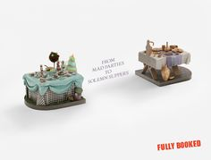 Fully Booked: Table, Ship, Battle  ♦ℬїт¢ℌαℓї¢їøυ﹩♦
