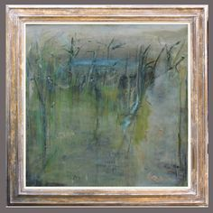 Woodland in Winter, oil on canvas,in distressed gold frame Oil On Canvas, Woodland, Paintings, Winter, Frame, Gold, Art, Winter Time, Picture Frame