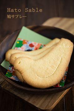 Butter Cookies | JustOneCookbook.com