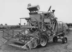 combine harvesters | so cool