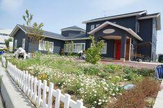 【第8回 こころの庭プロジェクト2015/05/14 】青い空のもと、まさに花真っ盛り。
