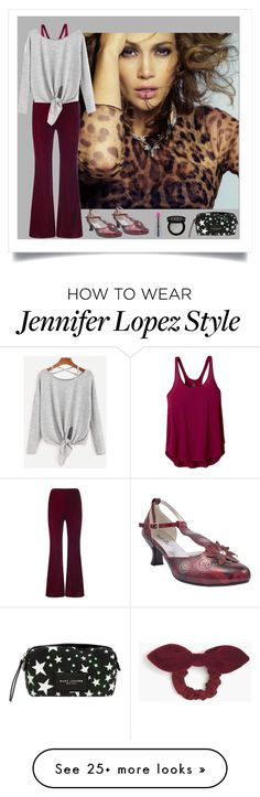 """""""Dance Practice #salsadancing #jlo"""" by janetvera on Polyvore featuring J.Crew, Gucci, Jennifer Lopez, MAC Cosmetics, prAna, Roland Mouret, Ann Creek and Marc Jacobs"""