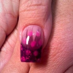 Real feathers Acrylics Nails by Celeste Young