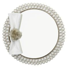 Bling Mirrored Placemat