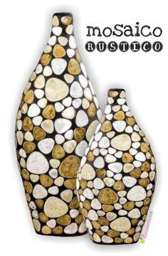 Una de mosaicos rústicos | Aprender manualidades es facilisimo.com