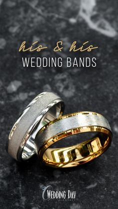 Romantic Wedding Colors, Cute Wedding Ideas, Wedding Men, Wedding Bands, Alternative Metal, Wedding Consultant, Metals, Diamond Cuts, Rings For Men