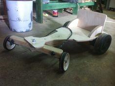 DIY Go Cart - Billy Cart