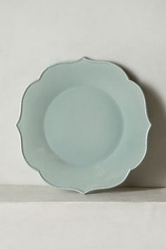 Lotus Salad Plate #anthropologie