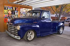 Chevy pickup truck 1948-50-52-53 Chevrolet