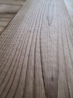 Parlando di legno...  SDM S.A.S. di Mozzato, legno per rivestimenti, sottotetti e pavimenti: Larice Austriaco evaporato e spazzolato in patina,...