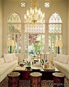 Где живет ливанский дизайнер Эли Сааб