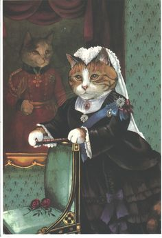 The Ultimate Vicotrian Cats - Susan Herbert