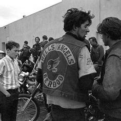 hells angles en 1965 bill ray 23 Photos des Hells Angels en 1965 photographie photo moto image Hells Angels Bill Ray