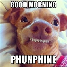 GOOD MORNING PHUNPHINE | Phteven