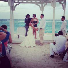 majestic elegance punta cana beach side wedding
