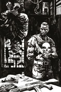 Punisher by Todor Hristov
