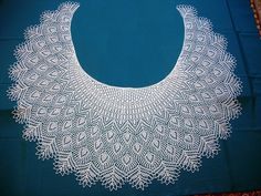 Ravelry: Royal Peacock pattern by Larisa Valeeva