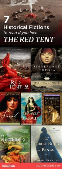 Amazing historical fiction novels to read next -- especially for fans of The Read Tent.