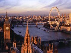 37980 Poster Londres London Eye Westminster Bridge 91 X 61 cm London Eye, London City, London Bridge, London 2016, London Summer, London Tours, Paris City, Brooklyn Bridge, Places To Travel