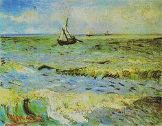 Post Impressionist pioneer artist, Vincent van Gogh
