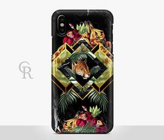Jungle Phone Case For iPhone 8 iPhone 8 Plus iPhone X Phone 7