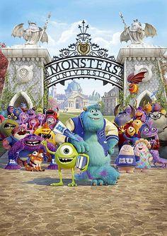 モンスターズ・ユニバーシティ(2013)  モンスターズ・ユニバーシティ  MONSTERS UNIVERSITY  上映時間103分 製作国アメリカ 初公開年月2013/07/06 ジャンルファンタジー/コメディ/ファミリー
