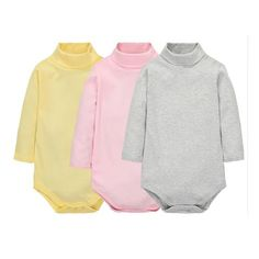 e51363aa24e17 12 Color Baby Clothes 0-24M Newborn baby boy girl clothes Jumpsuit Long  Sleeve Infant