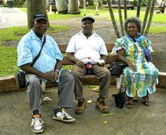 Place des Cocotiers, Nouméa, Nouvelle-Calédonie