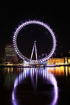 London Eye - London - England (von Dimitry B)