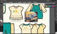 Fashion CAD   6 Top Tips for Adobe Illustrator & Photoshop