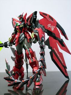 OZ-13MS Gundam Epyon EW Kai