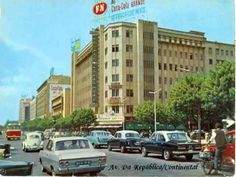 Maputo, The Good Old Days, Colonial, Costa, Africa, Street View, Country, Travel, Civilization