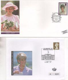 B2 4 FDC's Diana  | eBay
