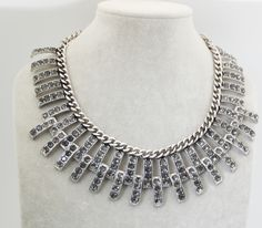Cool Suits, Fashion Necklace, Range, Chain, Patterns, Colors, Silver, How To Wear