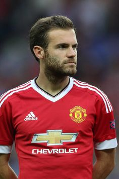 "Mata: ""I feel important in the team here, I am playing a lot and I have a lot of confidence."" #MUFC"