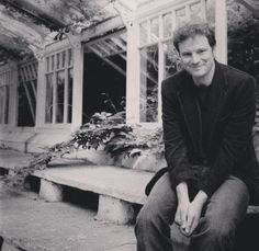 Colin Firth, photoshoot.