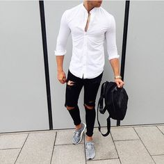 Check out @classydapper Clean look by @streetandgentle #mensfashion_guide #mensguide Tag us in your pictures for a chance to get featured. For daily fashion @mensfootwear_guide @mensfashion_guide @mensluxury_guide @blvckxstreetwear @mensluxuryfashions @taylorswift @cristiano @neymarjr @kendalljenner @leomessi @nickiminaj @officialalikiba @mileycyrus @katyperry @harrystyles @natgeo @kevinhart4real @therock @jordanspieth @cameron1newton @underarmour @rootsoffight @nike @mistyonpointe @na...