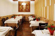 Restaurante trattoria Manzoni comedor Te Veo en Madrid
