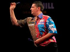 Gary Anderson Darts Game, Gary Anderson Darts, Bowling Shirts, Premier League, Men Casual, Celebs, Arrows, Sports, Sport