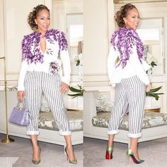 Christian Louboutin OFF! What's In Her Shoe Closet? Marjorie Harvey in Christian Louboutin Louis Vuitton Valentino and more! Daily Fashion, Fashion News, Girl Fashion, Fashion Show, Fashion Outfits, Fashion Bloggers, The Lady Loves Couture, Love Couture, Marjorie Harvey