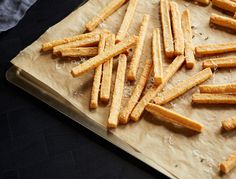 Homemade cheese straws may sound like more trouble than theyre worth, but these come together quickly and easily and are SO much better than any store-bought version.