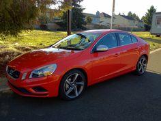 Red Volvo :)