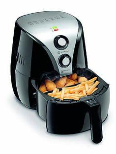 Hammacher Schlemmer Oilless Fryer