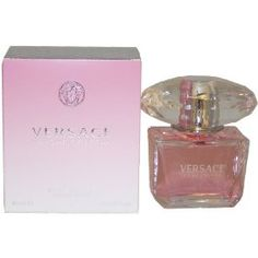 #5: Versace Bright Crystal By Gianni Versace For Women, Eau De Toilette Spray, 3-Ounce Bottle.