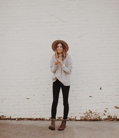 favorite fall & winter outfit  world's coziest sweater  (@jakkaiser)