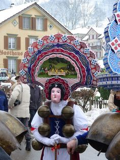 Silvesterkläuse in Urnasch A Tribe Called Quest, Masks Art, Folklore, Alter, Switzerland, Religion, Culture, Traditional, Homeland
