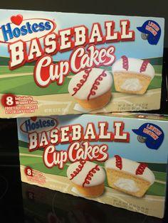 Baseball team snack