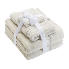 The Chaps Home Richmond Luxury bath towel set blends premium Turkish cotton and classic American style. Bath Towel Sets, Bath Towels, Luxury Towels, Luxury Bath, Cotton, Collection, Natural, Style, Kohls