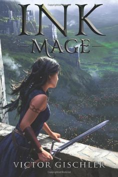 Ink Mage (A Fire Beneath the Skin Book 1) by Victor Gischler http://www.amazon.com/dp/B00EOSI8JE/ref=cm_sw_r_pi_dp_Jgy5vb18NWHM7